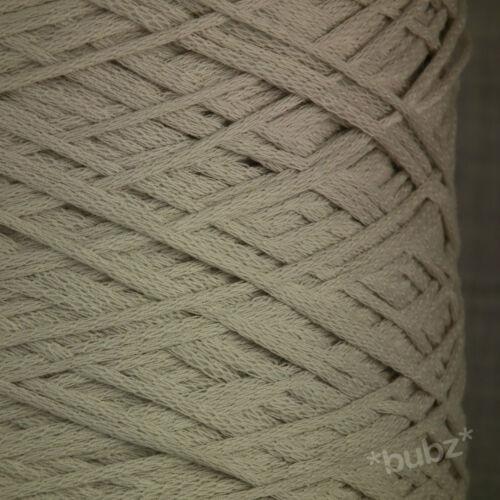 DK 500g Cono 10 Pelota Plata Dk Doble Knitting Pima Peruano hilados de algodón 4 Capas