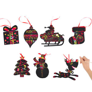 7pcs-Magic-Color-Cards-Christmas-Paper-Coloring-Cards-Kid-Drawing-Toy-TRF