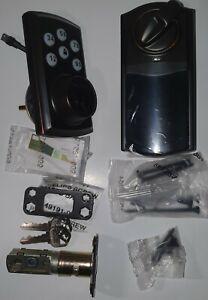 Kwikset 98880-005 SmartCode 888 Smart Lock Touchpad Electronic Deadbolt Lock