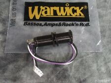 Warwick Input Stereo Jack Black M50100BR4 with Wire Guitar Part SPW50100BR4