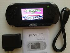 Sega Games 100+ PMP 2 Portable Color 32 Bit Game System Pokemon Blue Sonic US