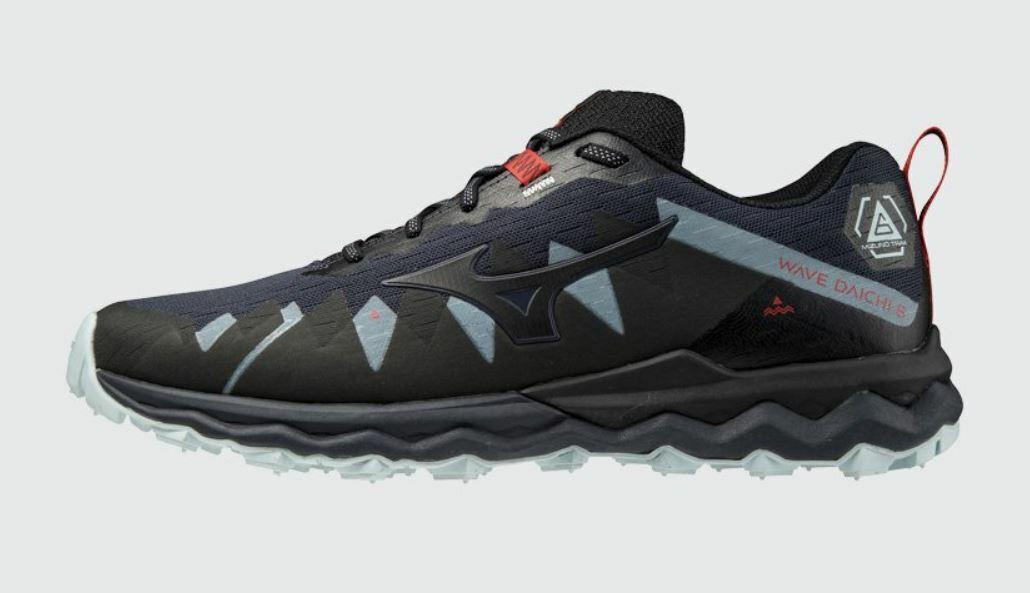 Mizuno WAVE DAICHI 6 Running Shoes INDIAINK Men's J1GJ217109