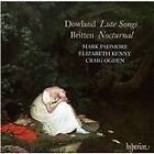 Dowland: Lute Songs; Britten: Nocturnal (2008)