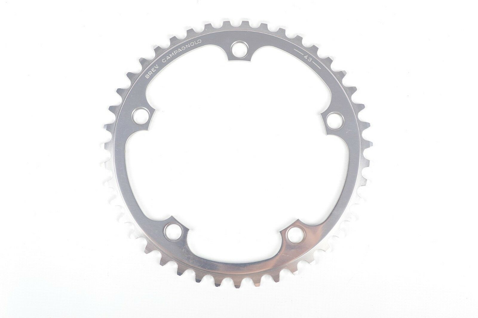 Vintage Campagnolo Road Bicycle Chainring 43T 135  BCD For Campagnolo Crankset  clearance up to 70%