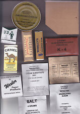 REPRO LATE WAR WW2 US K RATION DINNER MEAL AND BOXES