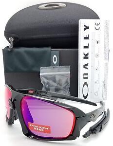 36dfb3181c0cc Image is loading NEW-Oakley-Field-Jacket-sunglasses-Black-Prizm-Road-