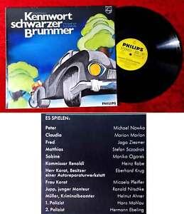 LP-Kennwort-Schwarzer-Brummer-Philips-841-821-OSY-D