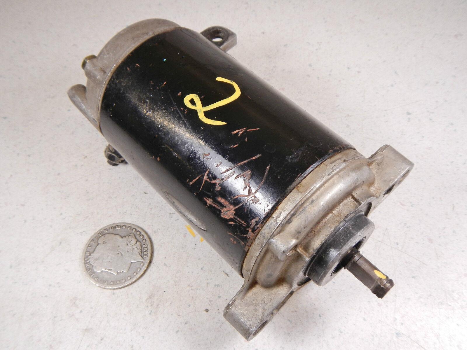 99 Omc Evinrude 115 Electric Starter Starting Motor  2
