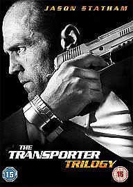 The Transporter Transporter 2 Transporter 3 Dvd 2009 3 Disc Set Box Set For Sale Online Ebay
