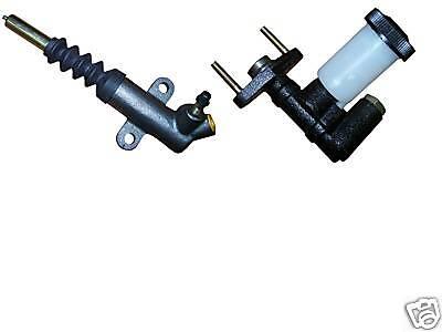 1986-1993 Mazda B2000 B2200 New Clutch Master /& Slave Cylinder Set Kit