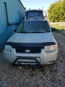 2004 Ford Escape 4dr