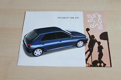 Bücher 2019 Neuestes Design 106935 Peugeot 306 Xsi Prospekt 12/1993