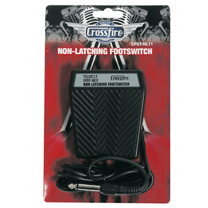 New-Crossfire-Non-Latching-On-Off-Footswitch-for-Electric-Guitar-Effects-Pedal