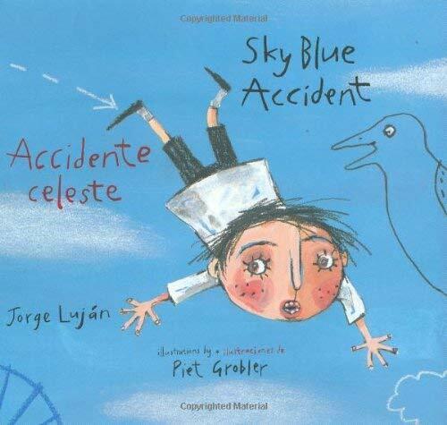 Himmelblau Accident Hardcover Jorge Elias Lujan