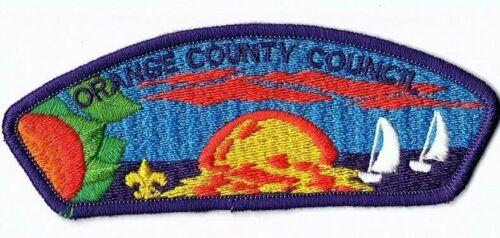 Boy Scout Orange County Council CSP CSP1019