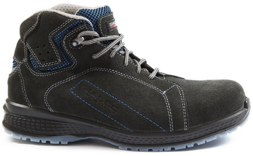 SCARPA ANTINFORTUNISTICA GIASCO KUBE SOFTBALL S3 - Safety Footwear