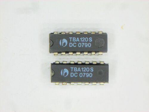 """TBA120S  /""""Original/""""  National  14P DIP IC  2  pcs"""