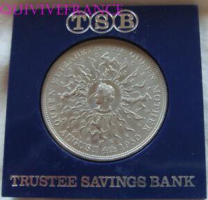 Courageux Med6232 - Medaille 25 Nouveaux Pence 80 Ans De La Reine Mère 1980