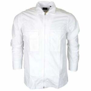 Hugo-Boss-Lovel-Zip-Slim-Fit-a-manches-longues-chemise-blanche