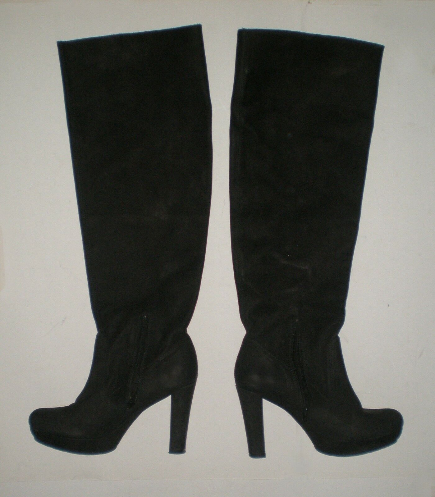 Unisa Over knee Suede Boots shoes, size EU 41 (xx)