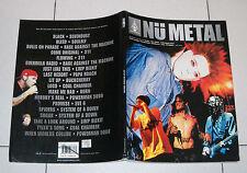 Spartiti NU METAL Korn Limp Bizkit Sevendust GUITAR TAB VOCAL OTTIMO Songbook