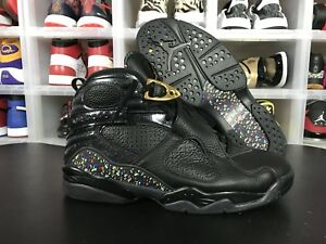 finest selection 5f581 20d23 Image is loading Nike-Air-Jordan-8-Retro-VIII-Sz-12-