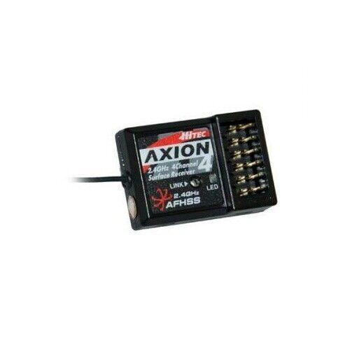 Hitec Axion 4 2.4GHz Micro Surface Receiver - HRC27824