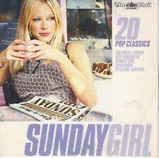 PROMO CD Sunday Girl  , 20 tracks    The Mail On Sunday