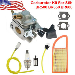 Carburetor-Kit-For-Stihl-BR500-BR550-BR600-Backpack-Blower-Zama-C1Q-S183-carb