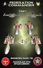 Federation Commander Booster Pack #12 by Amarillo Design Bureau ADB 4212