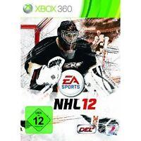 Microsoft Xbox 360 Spiel Nhl 12 2012 Eishockey Neu