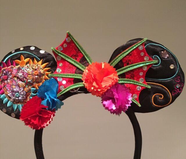 Limited Edition Disneyland Paris Coco Mickey Ears Headband