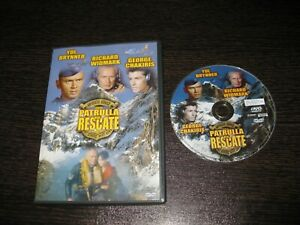 Pattuglia De Salvataggio DVD Yul Brynner Richard Widmark George