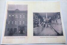 1900 Johnstown PA. Centennial John Rabb Wholesale Liquor Store 2 Views Ad Poster