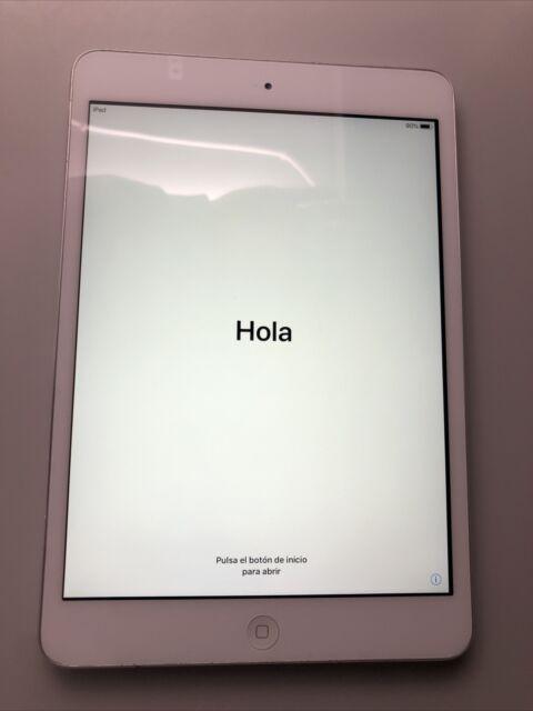 Apple iPad mini 2 64GB, Wi-Fi, 7.9in - Silver