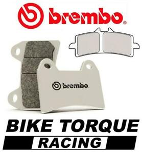 4 FRONT BRAKE PADS BREMBO SINTERED ROAD-RACING DUCATI STREETFIGHTER S 1098 2009