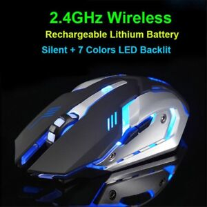 X7-Wireless-Rechargeable-LED-with-Optical-Backlighting-Ergonomic-Gaming-Mouse-UK