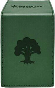 Deck-Box-Magic-Ultra-Pro-Forest-Alcove-Flip-Green-Porta-Mazzo-Verde