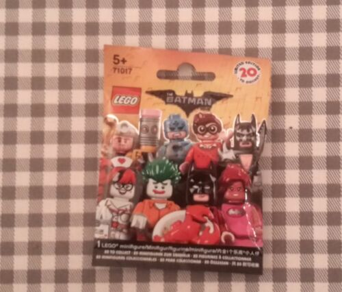 Lego orca the lego batman movie series 1 unopened new factory sealed