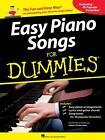 Easy Piano Songs for Dummies von Adam Perlmutter (2014, Taschenbuch)