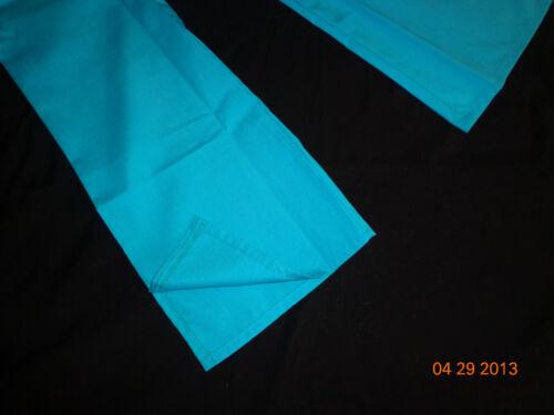 New Scrubeez Women/'s Drawstring Flare Pants Scrubs Medical Uniform Sz XL Tall