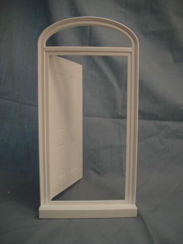 Door :Victorian Large Front  Jackson/'s Miniatures plastic 1//12 scale B10 Fairy