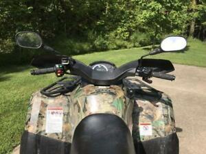 ATV-Universal-Rear-View-Side-Mirrors-With-7-8-034-Handlebar-Mount-For-Honda-Yamaha