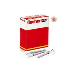 Fischer-Nagelduebel-Nylonduebel-Schraube-Schlagduebel-5-6-8-mm-50-100-St