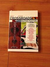 New Eric Clapton Crossroads Guitar Festival DVD Set