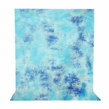 6x9 Hand Painted Background Photo Studio Tie Dyed Muslin Backdrop