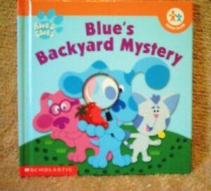 B009O1P9OI Blues Clues: Blues Backyard Mystery (Nick Jr Book Club ...