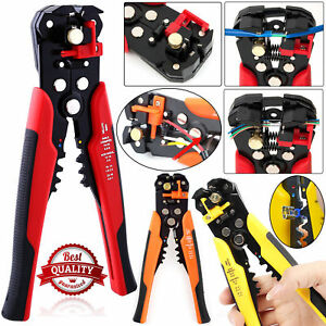 Self-Adjustable-Automatic-Cable-Wire-Crimper-Crimping-Tool-Stripper-Plier-Cutter