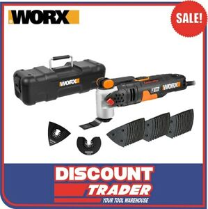 WORX-450W-Sonicrafter-Oscillating-Multi-Tool-Kit-WX681