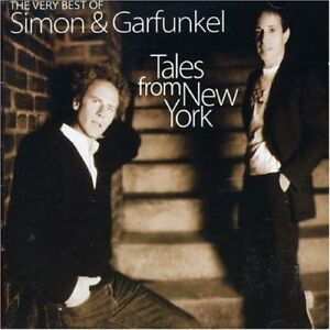 Simon and Garfunkel The Very Best of Tales From New York 2 CD NEW